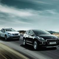 Peugeot 3008 Crossway edition introduced