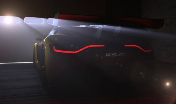 Renault R.S. 01 - The first video teaser with the upcoming performance model