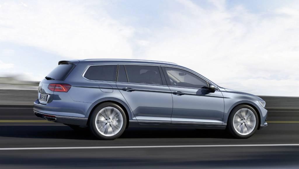 VIDEO: 2015 Volkswagen Passat first commercial