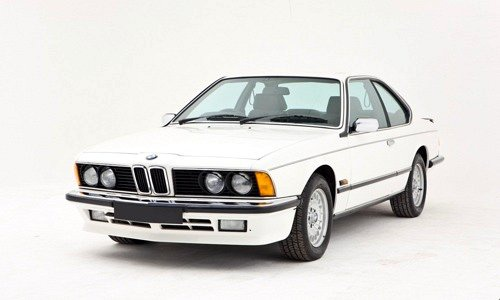 VIDEO: First generation BMW 6 Series celebrated