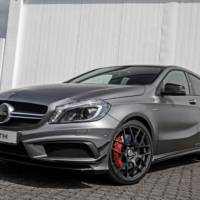 Vath Mercedes A45 AMG tuning program