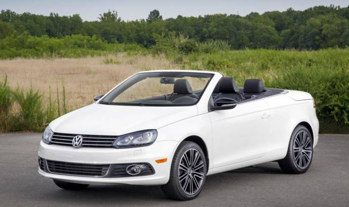 Volkswagen Eos Final Edition - the swan-song for the German convertible