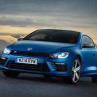 Volkswagen Scirocco UK pricing
