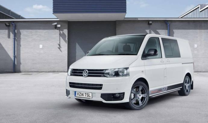 Volkswagen Transporter Sportline 60 available in the UK