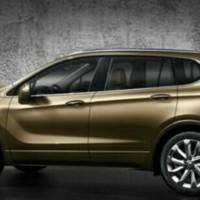 2015 Buick Envision: new images and details