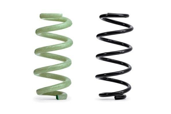 Audi will use new GFRP springs