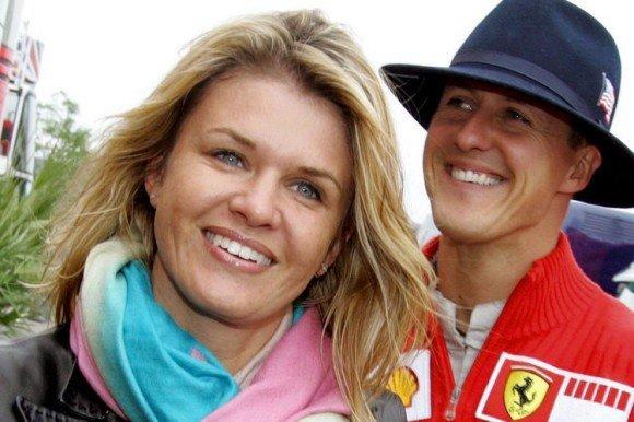 Corinna Schumacher: Most difficult time now over