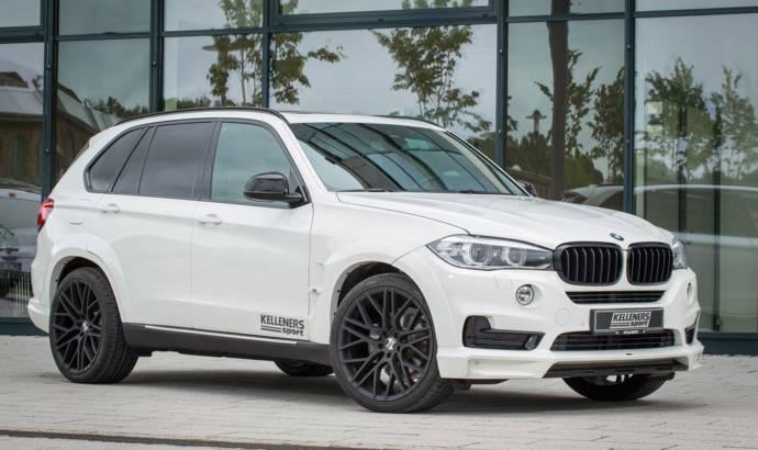 Kelleners Sport tweaks the BMW X5