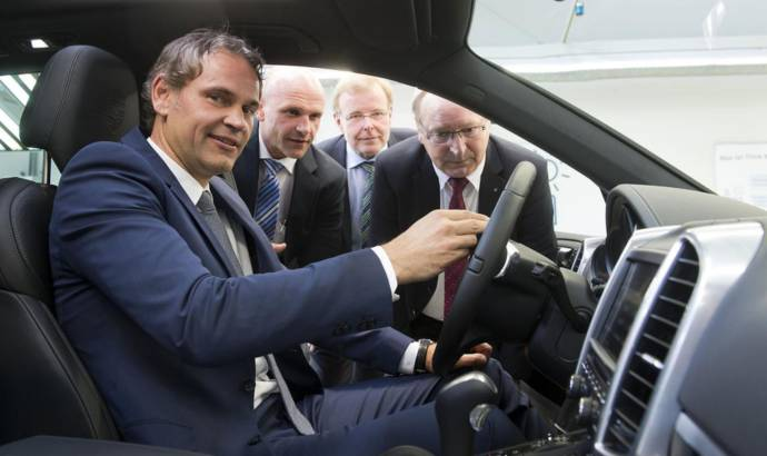 VW will begin building the Cayenne next summer