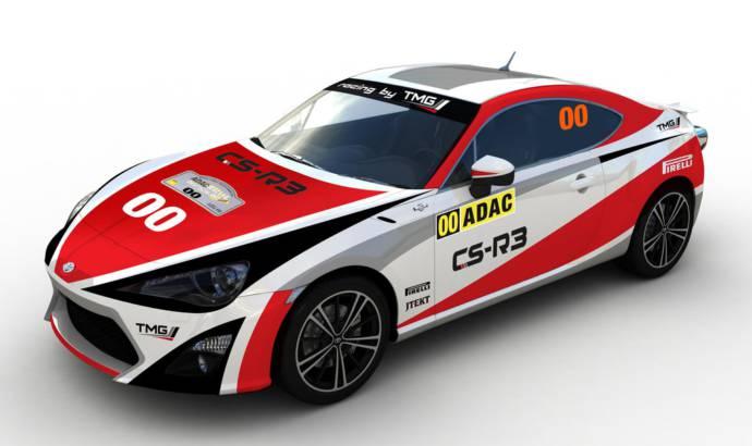 2014 Toyota GT86 CS-R3 - The new Japanese rally car (+Video)