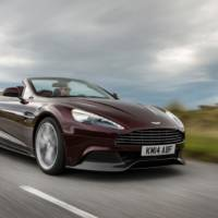 2015 Aston Martin Vanquish and Rapide S