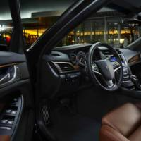 2015 Cadillac CTS - Official pictures and details