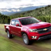 2015 Chevrolet Colorado US prices announced