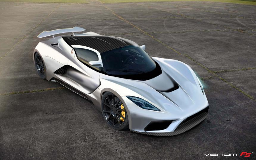 2015 Hennessey Venom F5 - Official pictures and details
