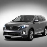 2015 Kia Sorento officially introduced