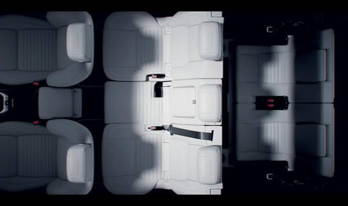 2015 Land Rover Discovery Sport new interior teaser