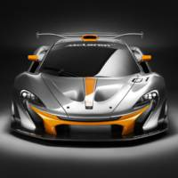2015 McLaren P1 GTR - Official pictures and details