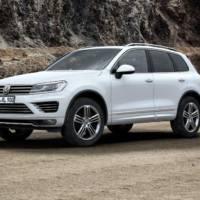 2015 Volkswagen Touareg introduced on UK market