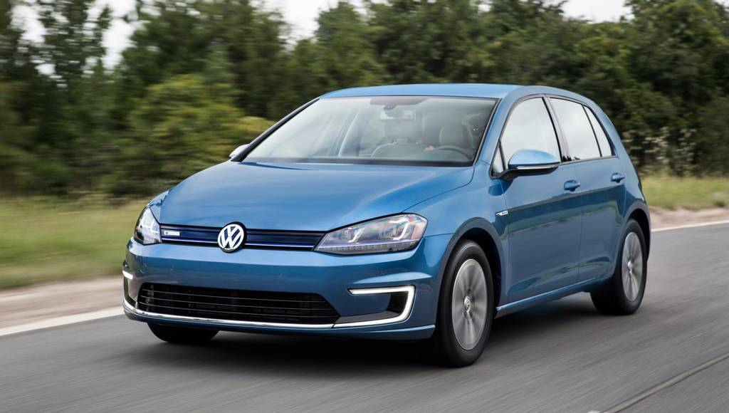 2015 Volkswagen e-Golf prices announced