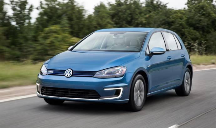 2015 Volkswagen e-Golf prices announced