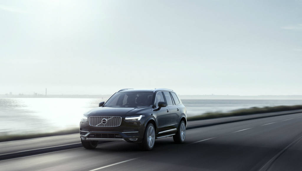 2015 Volvo XC90 First Edition announced