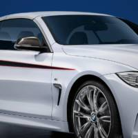 BMW 4 Series Convertible M Performance package unveiled