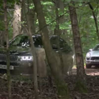 BMW X4 and Porsche Macan battle in Autocar review