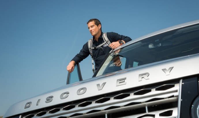 Bear Grylls named ambassador for Land Rover