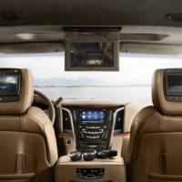 Cadillac Escalade Platinum version introduced