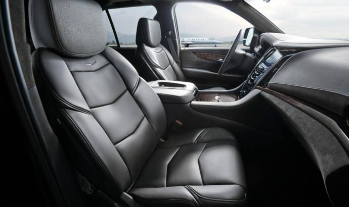 Cadillac Escalade Platinum version introduced