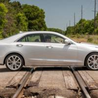Cadillac is working on a sub-ATS luxury compact sedan