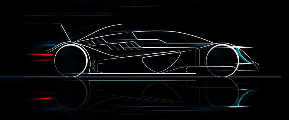 Caparo T1 Evolution - First video teaser