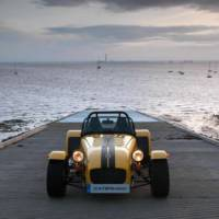 Caterham Seven 360 and 480 are available in the US