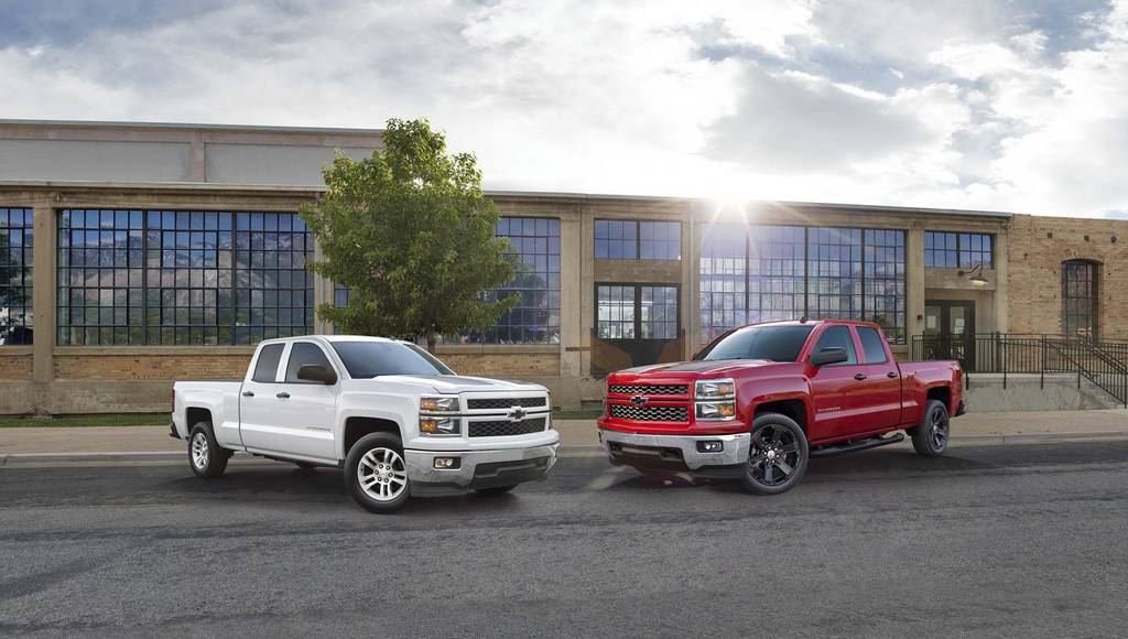 Chevrolet Silverado Rally Editions introduced in the US