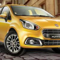 Fiat Punto Evo facelifted in India