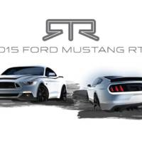 Ford Mustang RTR - First official pictures