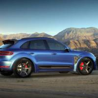 From Russia with love! - Porsche Macan Ursa by TopCar
