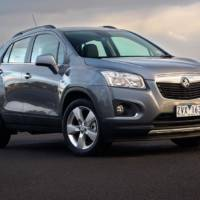 Holden Trax LTZ Turbo intorduced in Australia