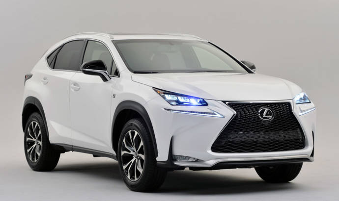 Lexus NX and Will I Am song introduced