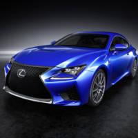 Lexus RC F Coupe prices announced
