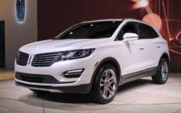 Lincoln MKC to be promoted by Matthew McConaughey