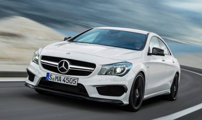 Mercedes CLA Shooting Brake to debut in January