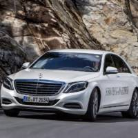 Mercedes S500 Plug-in Hybrid price announced