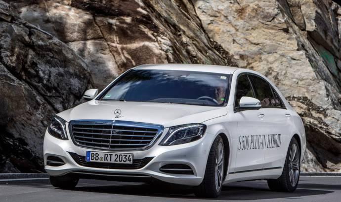 Mercedes S500 Plug-in Hybrid price announced
