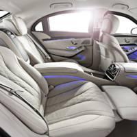 Mercedes S600 Guard - official data