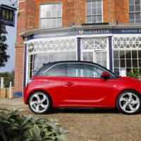 Opel Adam clocks up 100.000 units