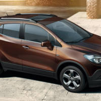 Opel Mokka Moscow Edition announced