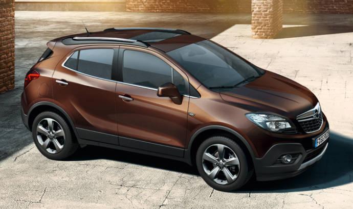 Opel Mokka Moscow Edition announced