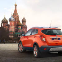 Opel Mokka Moscow Edition unveiled