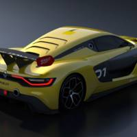 Renaultsport R.S.01 officially unveiled